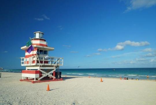 【美國】邁阿密海灘:陽光沙灘狂歡購物一次滿足