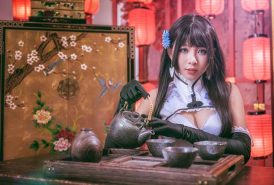 [深藍的藝想世界]-艷娘幻夢譚系列-瓶兒篇(上)