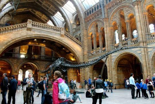 【歐洲.英國】帶你走遍英倫熱門博物館與美術館
