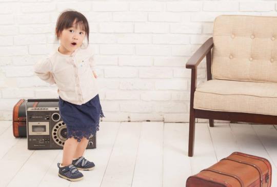 走進小小名模的伸展台-機能鞋也能時尚有型