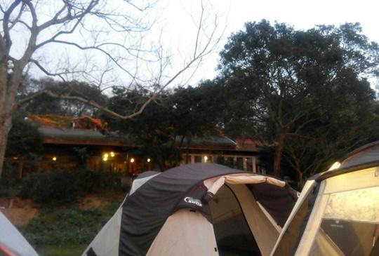 離塵不離城--驛品香生態露營區