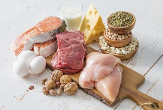 【減重最怕餓過頭!這些食物幫你抑制失控的食慾!】