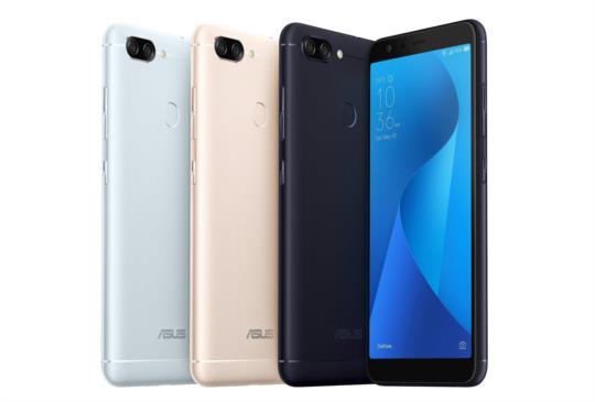 華碩首款全螢幕大電量 ASUS ZenFone Max Plus (M1) 登場
