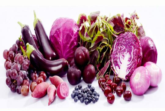 外表年齡不再向前行~七大紫色蔬果讓你越吃越年輕