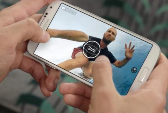 【FaceBook 360度全景拍照 達人教戰】