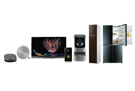 7 大新品、5 大好康,LG 宣佈推出金夏特賣會