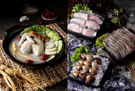 【豆府餐飲集團】涓豆腐人蔘砂鍋雞買一送一!豆府集團五大品牌全跟進,入冬最暖胃暖心的美食!
