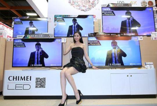 【資訊月】奇美祭出 4K W800 系列液晶顯示器力搶高階市場