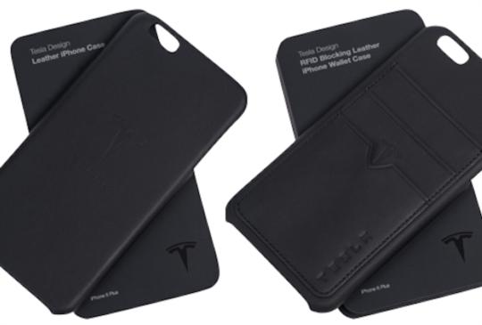 特斯拉再度進攻 Apple 周邊,推出真皮 iPhone 6s / 6s Plus 保護殼