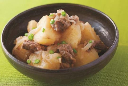 【從零開始學做菜!馬鈴薯燉肉】