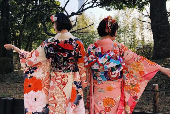 【日本】和服體驗一日遊,來日本一定要做的事!