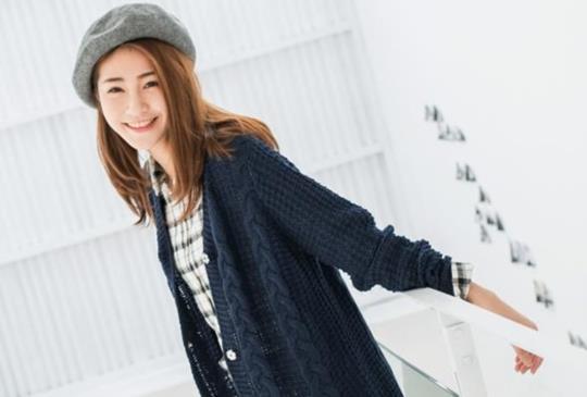 初冬微涼必備針織衫,選對版型顯瘦GET 性感UP!