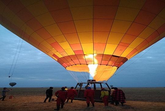 【肯亞】全世界最昂貴的熱氣球