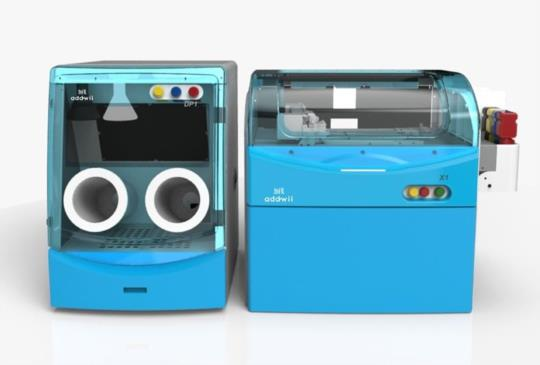 【3D要加我:選對好幫手X1全彩3D列印機】