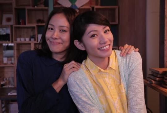 《百日告別》林嘉欣、李千娜因戲結緣聊開懷