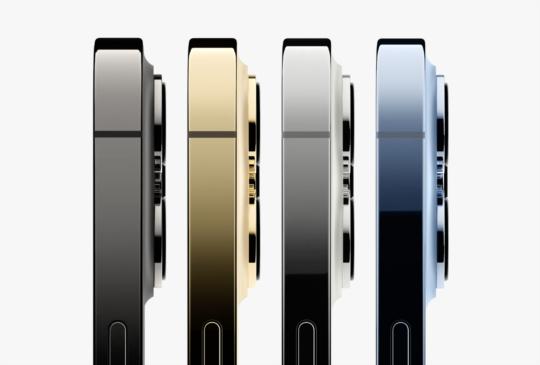 【Apple 九月發表會】iPhone 13 Pro 新色天峰藍,微距攝影功能來了