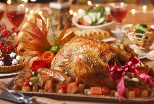 【感謝上天美好的賜予—感恩節火雞大餐!】精選八款豪華火雞禮籃,家人歡聚超簡單!
