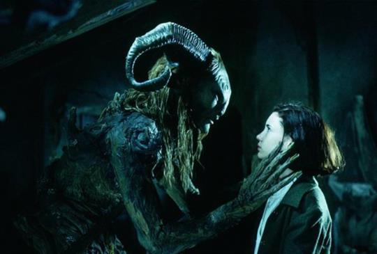 【瑰麗魔幻的暗黑童話故事—《羊男的迷宮》】