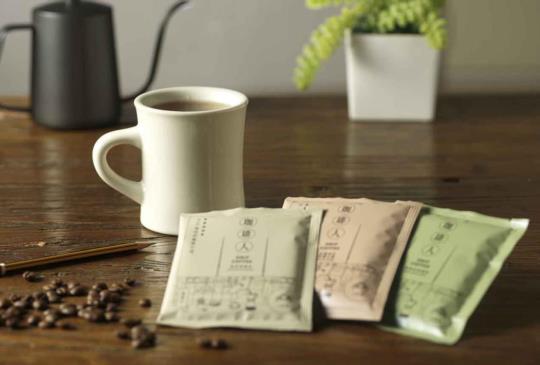 咖啡迷年度限時優惠 !珈琲人濾掛買一送一