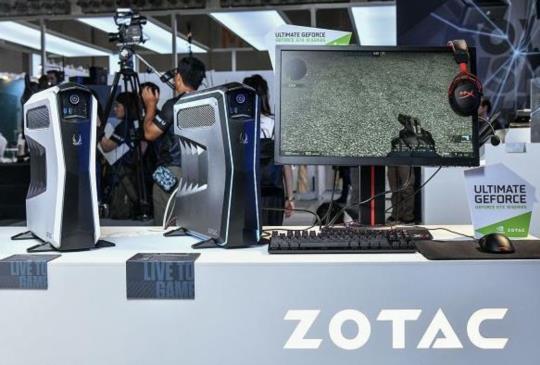 燃燒電競魂,ZOTAC CUP MASTERS 亞洲區決賽正式引爆
