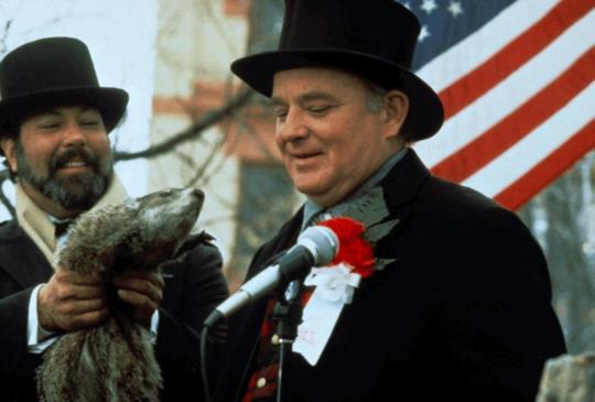 【Groundhog Day 《今天暫時停止》致每個平凡無差別的人生】