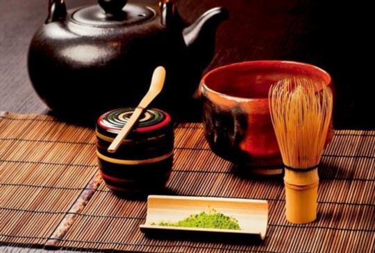 【一期一會‧日本抹茶最初的由來】