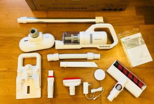 家事達人,大掃除必備的一機多用JWAY三合一無線塵螨吸塵器