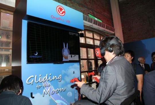 前 HTC 高層董俊良打造全台 VR 遊樂場,6 月起全台開玩