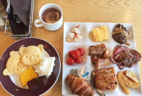 吃已經不夠了,我們還要住一起!錦糸町樂天城市飯店體驗分享