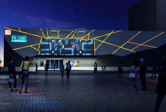 Bandai Namco 聯手 HTC ,推出日本最大 VR 遊樂園