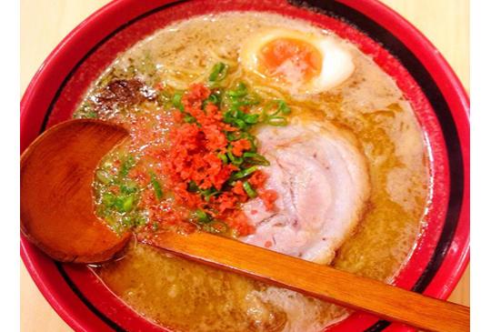 一幻拉麵 - 極致蝦味的夢幻湯頭