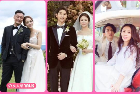 【2017他們都結婚了!回顧2017年十大經典愛情宣言】