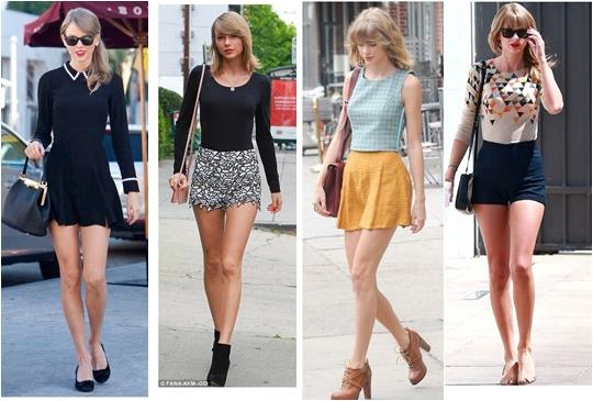 美腿模特兒公開:成為美腿美人的方法