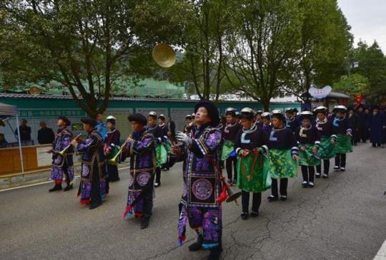 貴州苗年大遊行之拍攝之旅