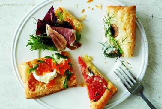 【營養滿點好早餐!媽咪必學3樣鹹派料理!】