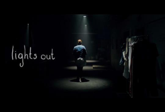 【《鬼關燈》:該害怕的,不是你所能看見的魔鬼。】