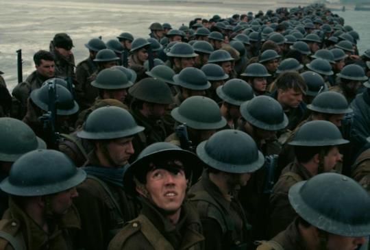 【《敦克爾克大行動》這個世代的電影之神人,還是人】
