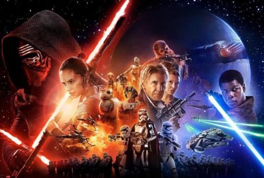 《星際大戰:原力覺醒》科幻經典完美接軌