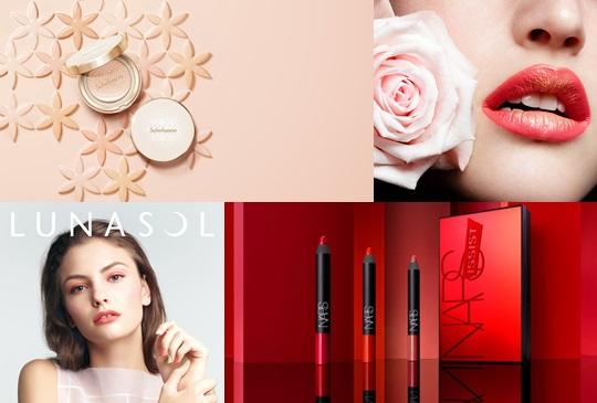 五彩繽紛的春季彩妝強勢來襲,今年就用它來提振精神吧!
