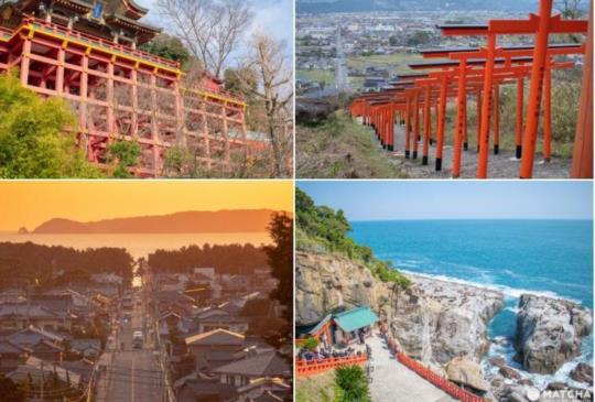 【美到令人窒息!來九州四間人氣神社尋找絕美風景】