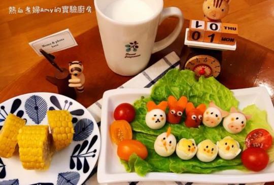 """日本Arnest   """"鴿蛋造型製作器""""示範"""