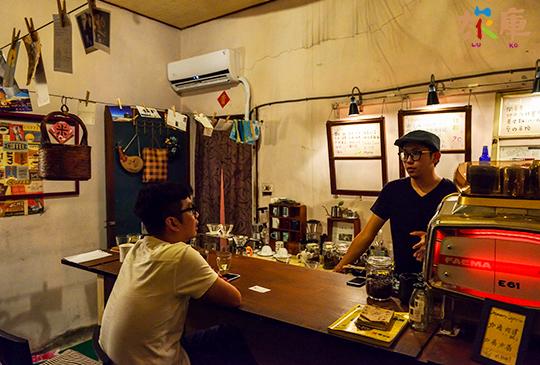 土丿匕木十豆寸workshop─老樹咖啡,把老家變成一個比家更溫暖的空間│員林市