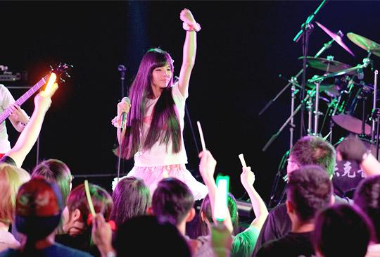 【J.T.L!! 3rd Anniversary LIVE 】群星のように輝く