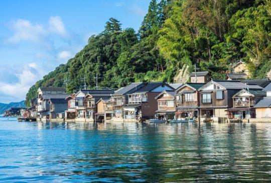 日本絕美的8個村莊秘境!