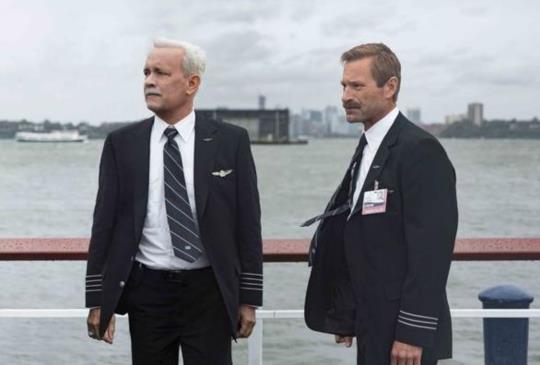 【新聞】《薩利機長:哈德遜奇蹟》208秒阻止一場空難 湯姆漢克斯 重現不為人知的故事