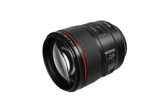 首款配備高效能光學影像穩定器,Canon EF 85mm 全片幅大光圈鏡頭台灣開賣