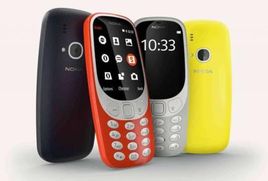 Nokia 3310 全球發售地區確定涵蓋台灣