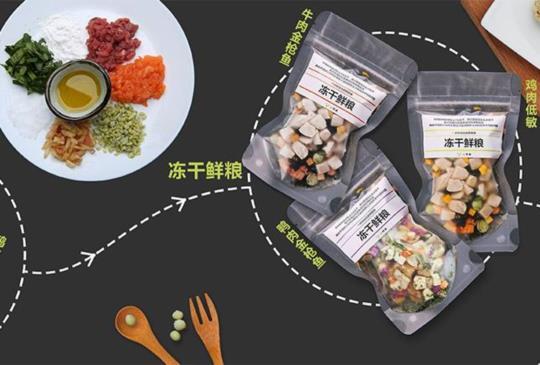 「讓狗狗天天吃到新鮮糧」從此打開中國寵物鮮食大門