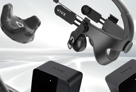 HTC 公布 VIVE 移動定位器、專屬耳機售價與上市時程