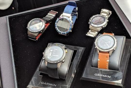 瞄準高階專業需求,GARMIN 發表陸海空五大主題智慧腕表